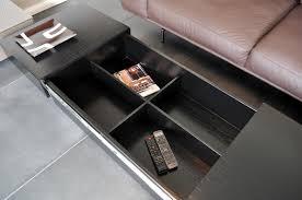 Wohnzimmertisch Barock Design Couchtisch S 70 Schwarz Schublade Stauraum Carl Svensson