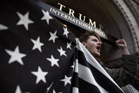 by linking trump with hate groups clinton spotlights the trump s corruption deserves to be a central issue in the 2018