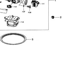 Samsung Dw80f600uts Dishwasher Reviews Parts For Samsung Dw80f600uts Aa 0000 Pump Assy Parts