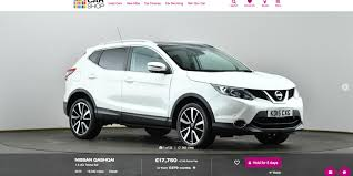 nissan finance novated lease the best used car supermarkets carwow