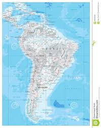 Soth America Map by Amazon South America Political Map Of The River On A Pictures To