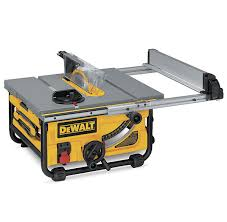hitachi table saw review dw745 compact job site tablesaw review fine homebuilding
