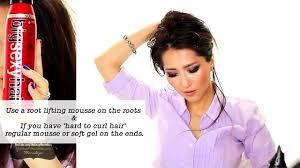 kim kardashian big curls tutorial cute long hairstyles how to