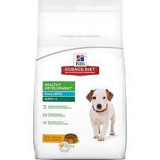 hill u0027s science diet healthy development small bites puppy food petco