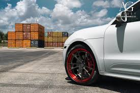 porsche macan ag luxury wheels porsche macan turbo forged wheels