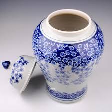 Ginger Jar Vase Collection Chinese Reproduction Ceramic Ginger Jar Vase Antique