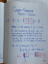 complex fractions overthinking my teaching