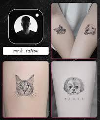 if you really really love your pet 19 amazing tattoo artists