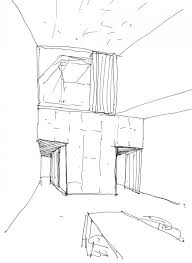 house architecture drawing anderson house jamie fobert architects