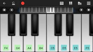 piano apk jilla theme beginner easy piano cover piano apk
