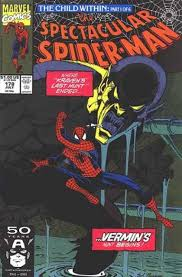 spectacular spider man vol 1 178 marvel database fandom