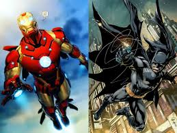 who would you rather be iron man or batman gen discussion