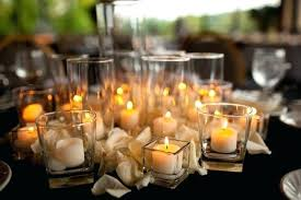 candle centerpiece wedding candle wedding decorations wedding table candle decor wedding