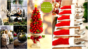 Ideas For Christmas Centerpieces - colorful christmas centerpieces ideas perfect for your table