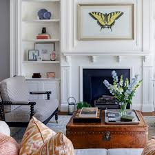take a tour of this traditional english home with hints of the