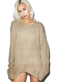 wildfox couture weekday sweater dolls kill