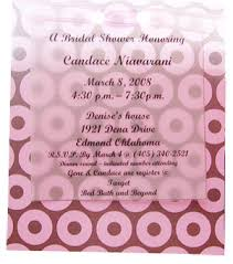 where to register for a bridal shower simple bridal shower invitation ideas make your own invites