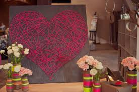 Valentines Day Decorations by 18 Sweet And Simple Diy Valentine U0027s Day Decorations Valentine Decor