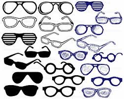 glasses clipart glasses svg etsy