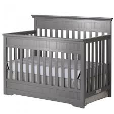 Convertible Crib With Storage Assembly