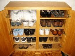 Shoe Cabinet Plans Isau Shoe Rack Construction Plans