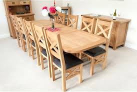 Dining Table And 10 Chairs Dining Room Table With 10 Chairs Jcemeralds Co