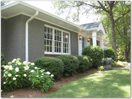 20 home exterior makeover before and after ideas home exterior brick paint ideas charlottedack com
