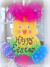 Easter Door Decorations To Make by Backyards Decorate Your Door For Easter Decorations To Make Shop