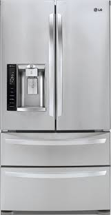best refrigerator 2017 black friday deals lg 26 7 cu ft 4 door french door refrigerator with thru the door