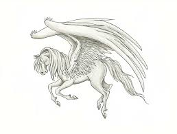pegasus by lizzy23 on deviantart