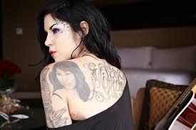 kat von d tattoo artist