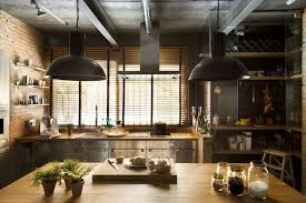 cuisines industrielles cuisine industrielle contemporaine en 50 photos formidables