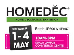 Home Decor Exhibition 15 Best Home Decor 2015 Klcc Homedec Kuala Lumpur Convention