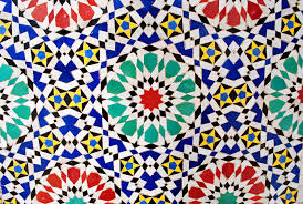 Moroccan Art History by Spectacular Moroccan Tilework In 11 Buildings