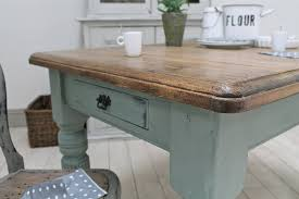 Antique Metal Kitchen Table  The Inspiring Antique Kitchen Tables - Antique kitchen tables