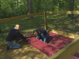 how to construct a shaded dog run how tos diy