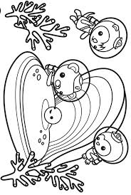 octonaut coloring pages add photo gallery octonauts coloring pages at coloring book online