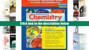 free download prentice hall chemistry guided reading and study