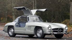 1955 mercedes 300sl alloy sells for record 4 62 million