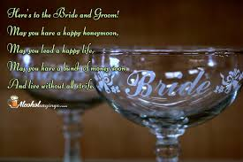 sayings for and groom wedding toasts sayings liquor quotes page 6