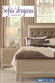 picture of sofia vergara paris champagne 5 pc king bedroom from