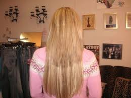 glue in hair extensions how to get hair extensions and not look like thegloss