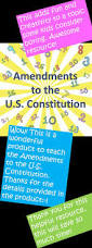 the 25 best us constitution amendments ideas on pinterest