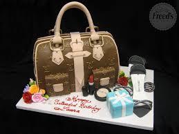 orange coach purse cakes polka dot passport cake cakes for