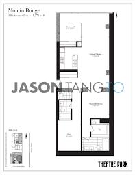 Royal Albert Hall Floor Plan by Theatre Park 224 King West Toronto Condos Lofts