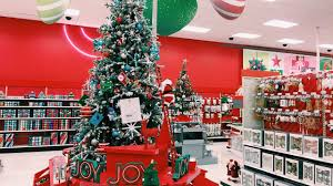 Target Christmas Decor Shopping For Christmas Decorations At Target 2017 Youtube