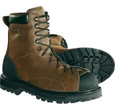 s boots in size 11 cabela s s lace to toe tex steel toe work boots brown