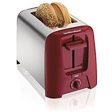 Toaster Face Amazon Com Disney Dcm 21 Mickey Mouse 2 Slice Toaster Red Black