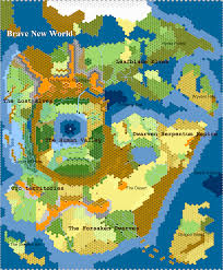 Suikoden World Map by Tg Traditional Games