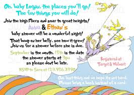 oh baby the places you ll go 18 best baby shower oh the places you ll go dr seuss images on